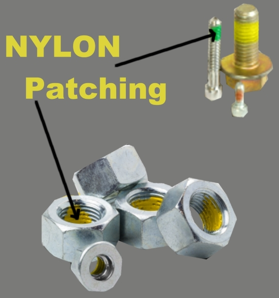 Fasteners-Nylon Patch