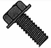 Indented Hex Washer Unslotted Machine Screw