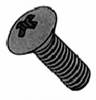 Oval Phillips Machine Screw