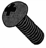 Round Phillips Machine Screw