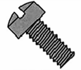Fillister Slotted Machine Screw