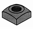 Regular Square Nut