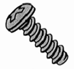 Pan Phillips B Self Tapping Screw