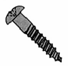 Round Phillips Wood Screws