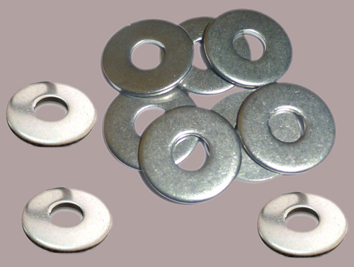 Standard Flat Washer, 18-8 SS Stainless Steel